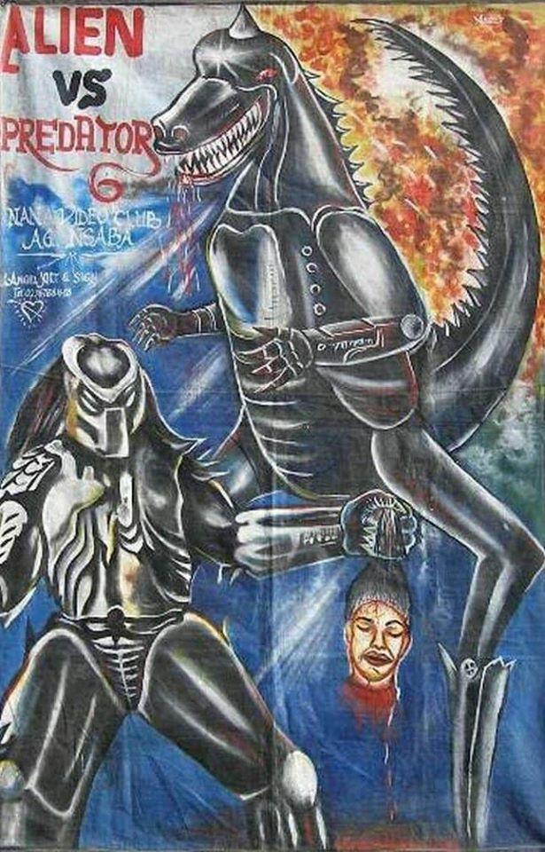 pósters de áfrica