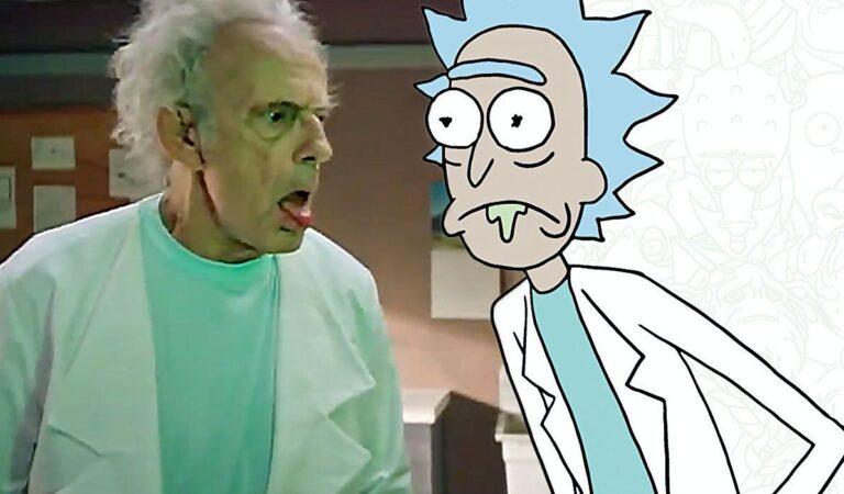 Christopher Lloyd será Rick en Live Action de Rick and Morty.